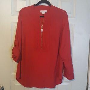 Michael Kors Red Tunic